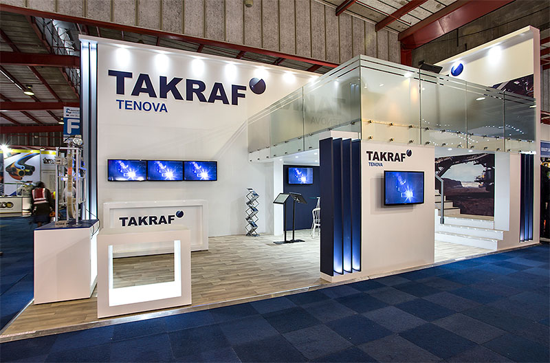 TAKRAF's Suite of Equipment and Services at Electra Mining Africa